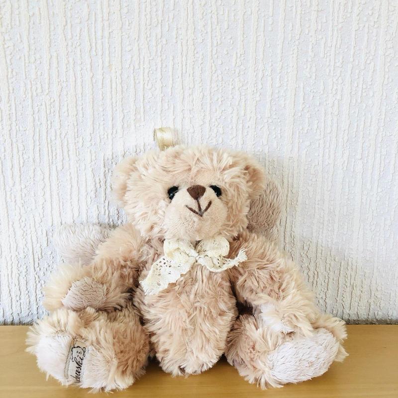 Bukowski/ブコウスキー/ぬいぐるみ/ヴィンテージ/クマさんのエンジェル