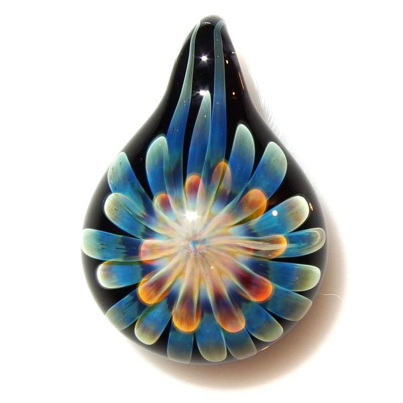 [MAF-22]mini flower pendant