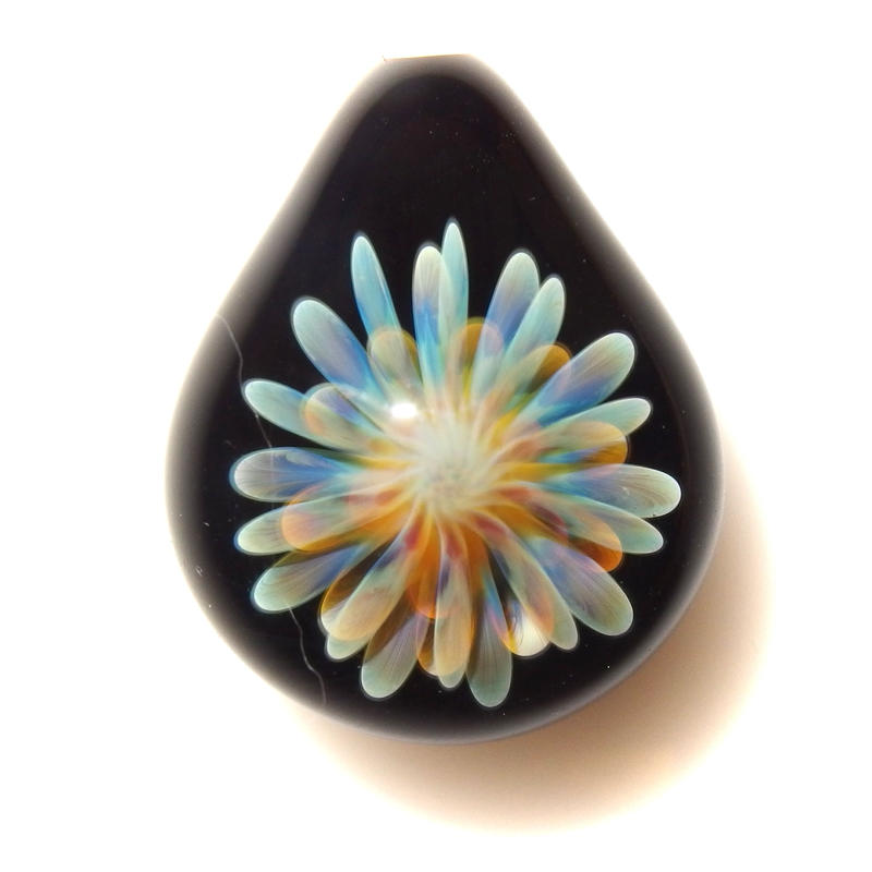 [MAF-14]mini flower pendant