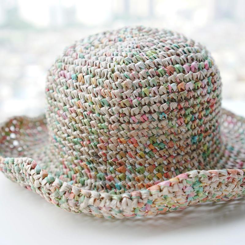 さわやかに風が吹き抜ける帽子(大人サイズ)