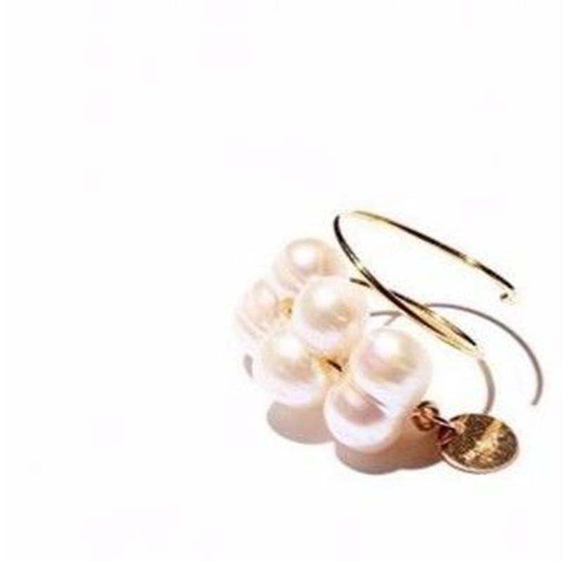 twin pearl accessories-1(片耳)