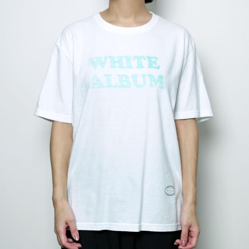 REVERSE-WHITE ALBUM-WHITE