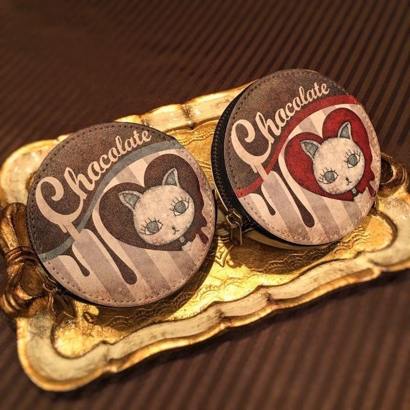 コインケース『チョコレートになりたかった猫たち』