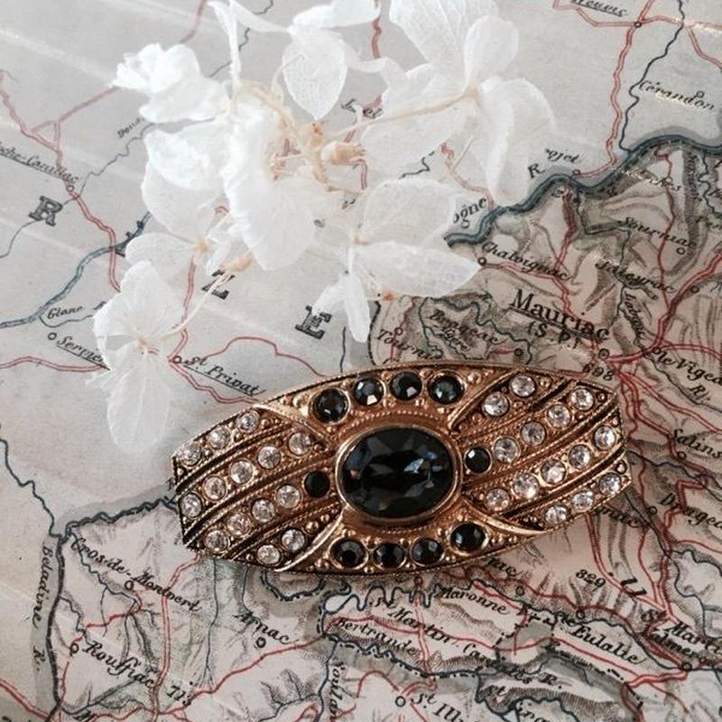 costume jewelry/brooch コスチュームジュエリー ブローチ    ■td-668