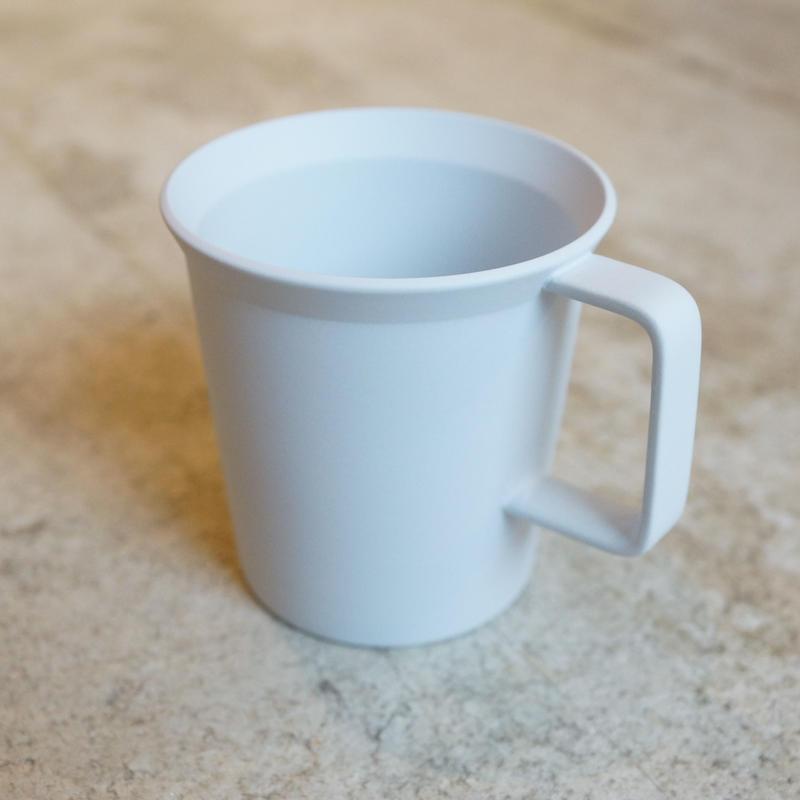 1616/arita japan マグカップ  [グレー]  有田焼
