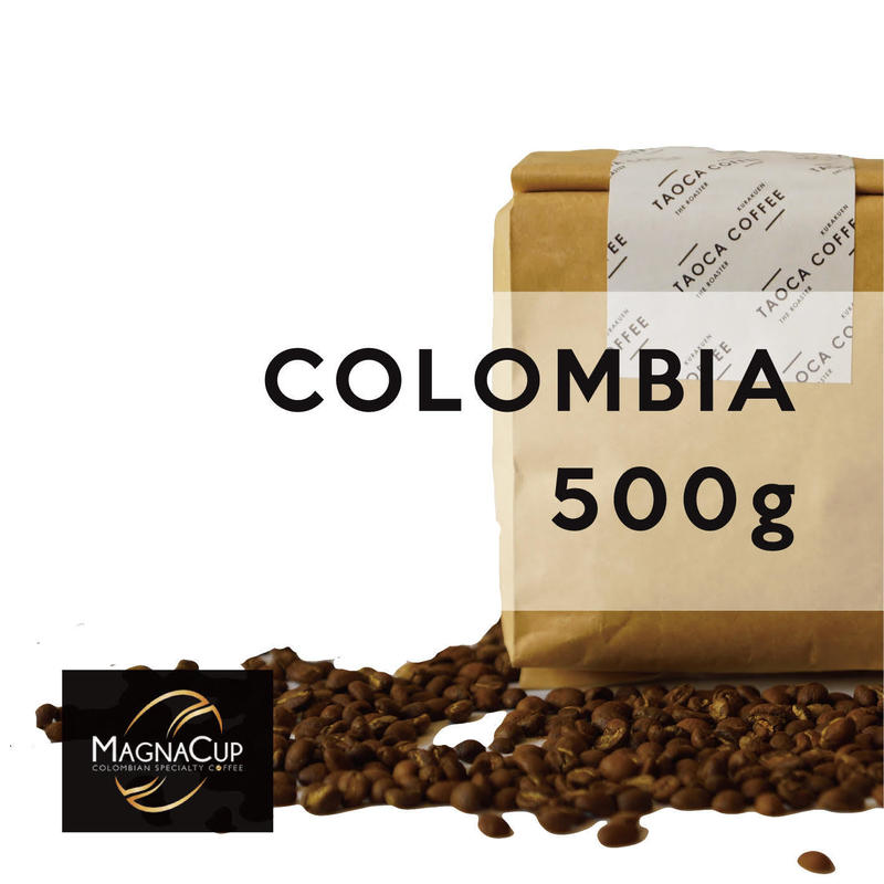 500g コロンビア  マリアテレサ  中煎り