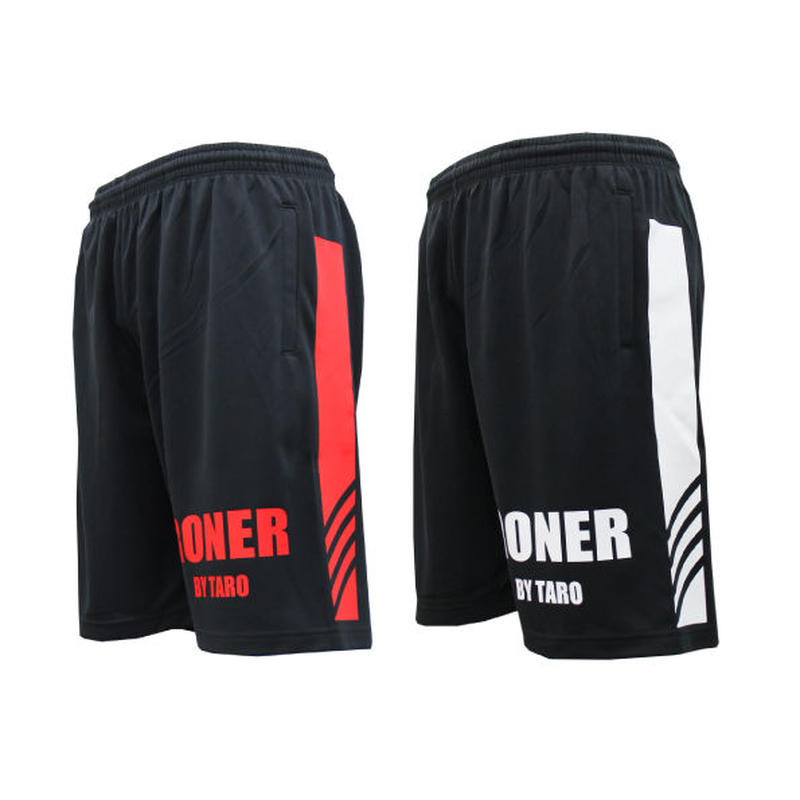RONER SPORT side line dry short pants