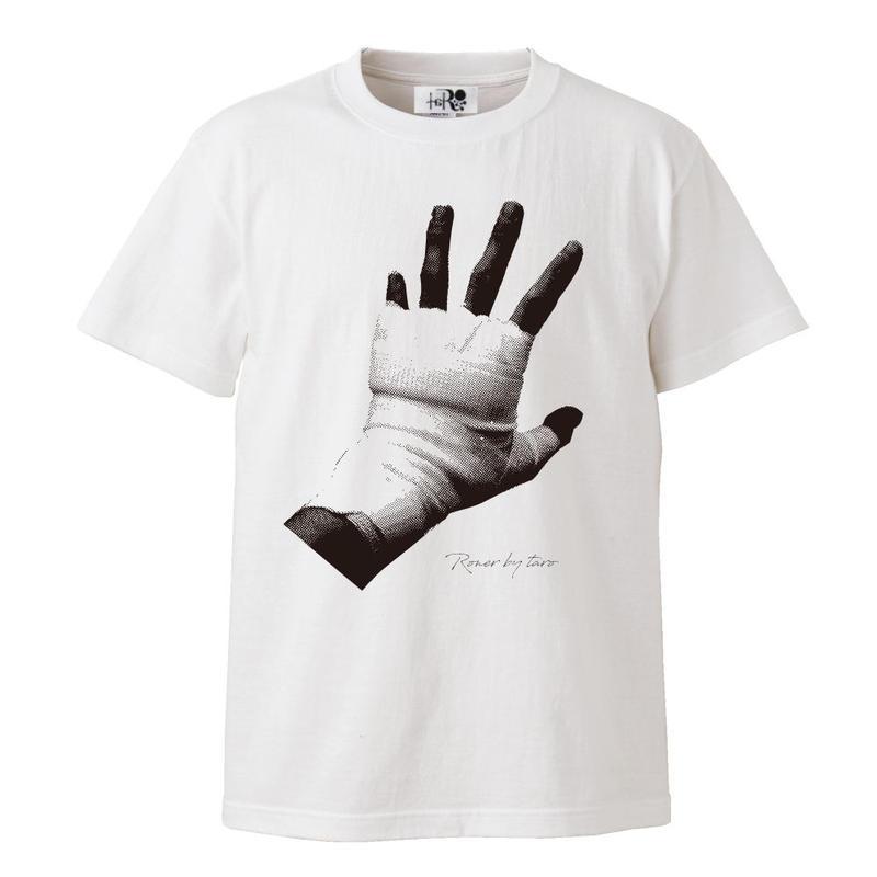 RONER  Rob T-shirt WHITE