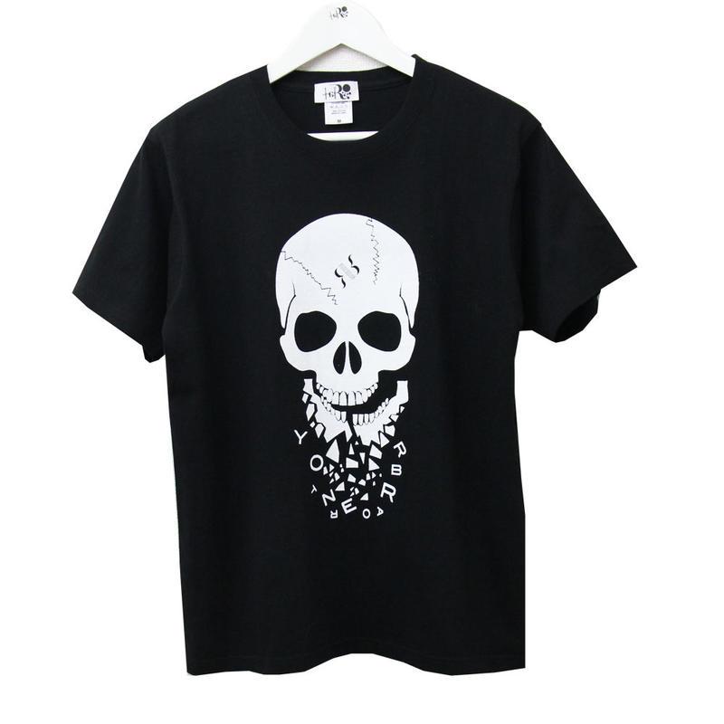 GLASS JAW  t-shirt  vol.2 BLACK
