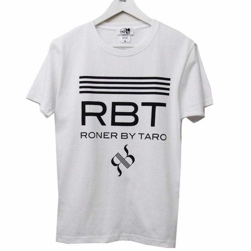 RBT  t-shirt  WHITE