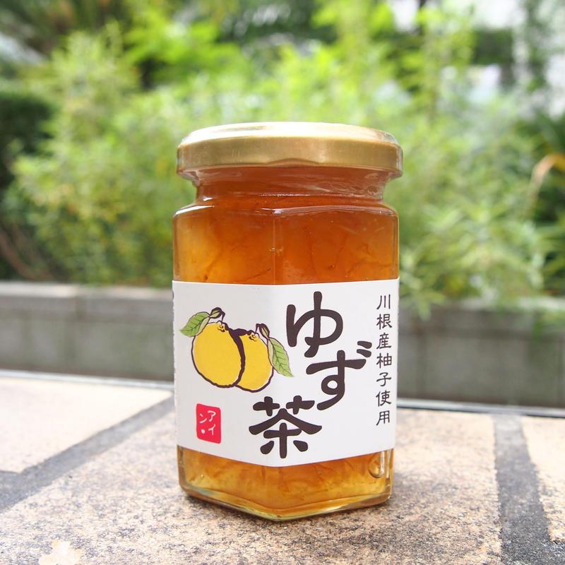 川根本柚子(無農薬)使用 ゆず茶(内容量: 170g)