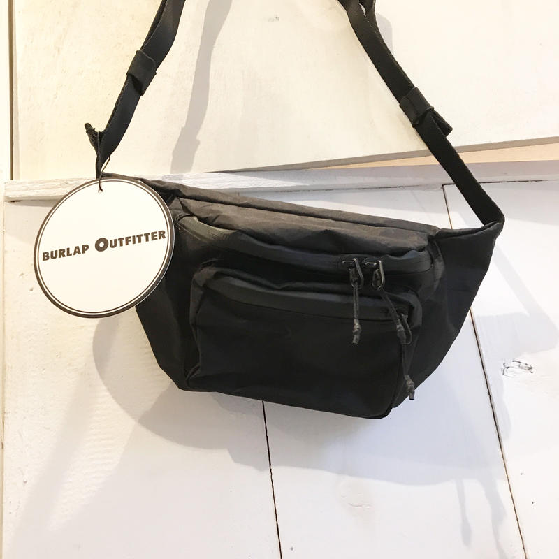BURLAP OUTFITTERS  WAIST BAG