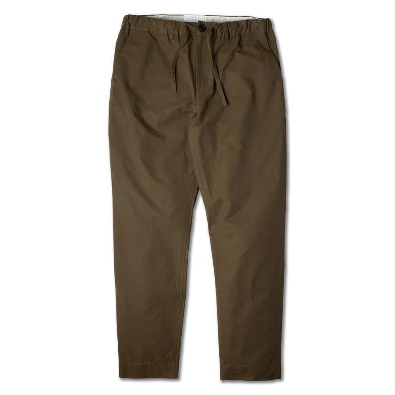 Kestin Hare INVERNESS TROUSER   OLIVE ( WATER REPELLENT COTTON)
