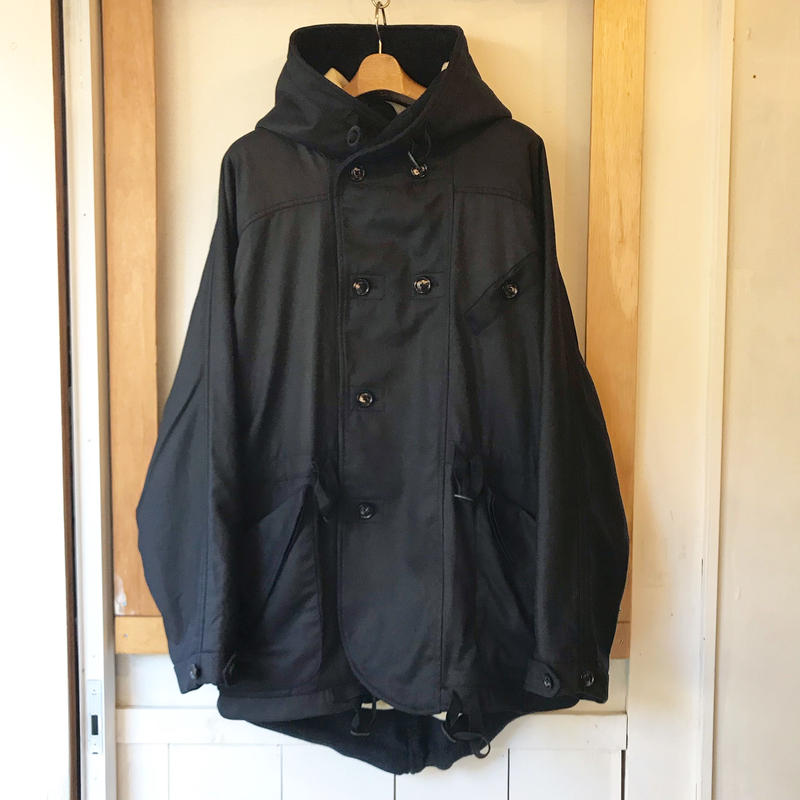 HANSEN   STORM  HOODED WINTER COAT