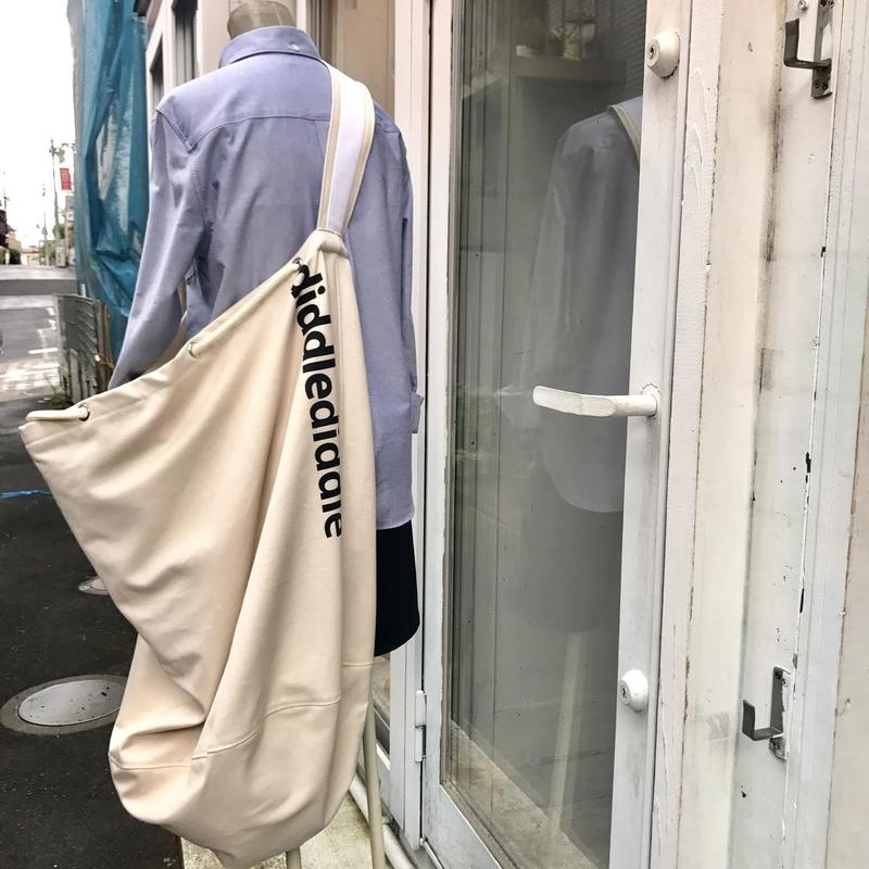 【diddlediddle】BIG BAG / 12 HANPU