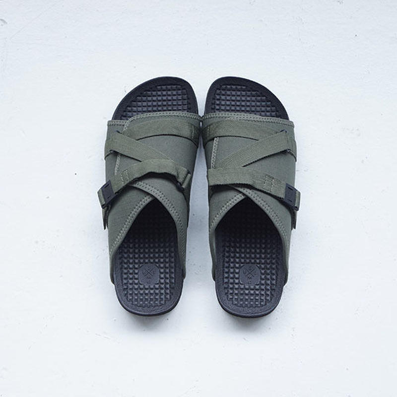 RIPPER SANDALS OLIVE