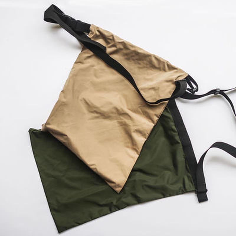 POCKETABLE WRAP BAG   small