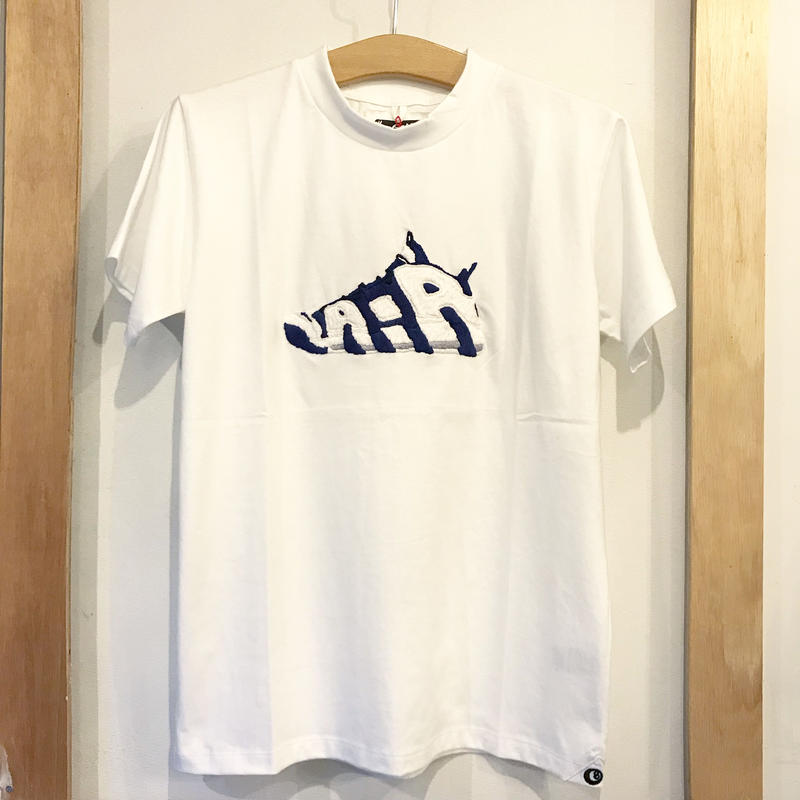 O.K.     MORE UP TEMPO TEE    WHITE