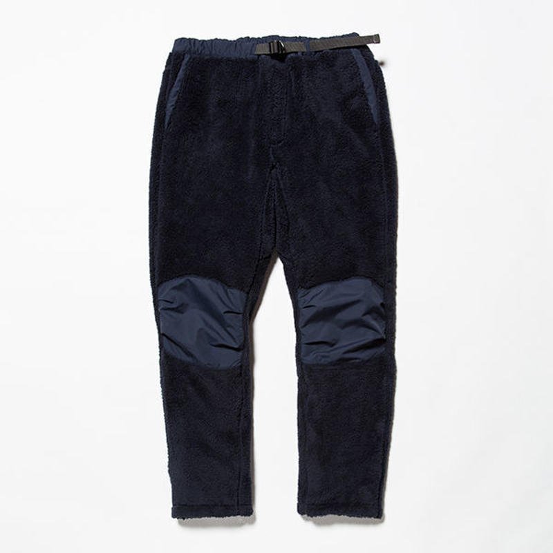 meanswhile    Behavior Fleece Pants    NAVY