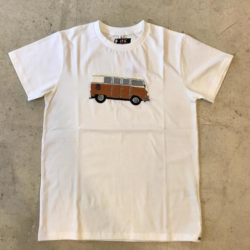 【OK】VW TEE WHITE