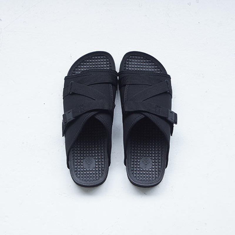 RIPPER SANDALS BLACK
