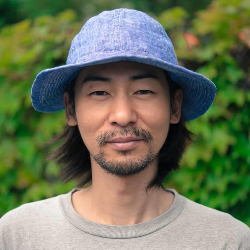 TCB 30's HAT NEP CHAMBRAY