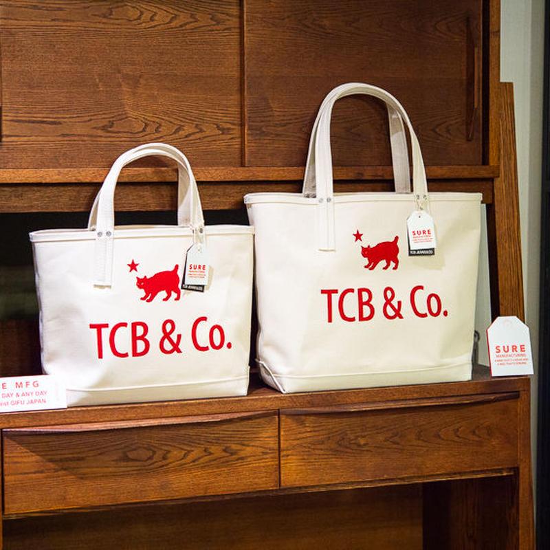 XX DEVELOPMENT and TCB JEANS COAL BAG  Size L