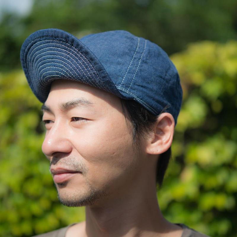 TCB40's CAP Bright Color DENIM