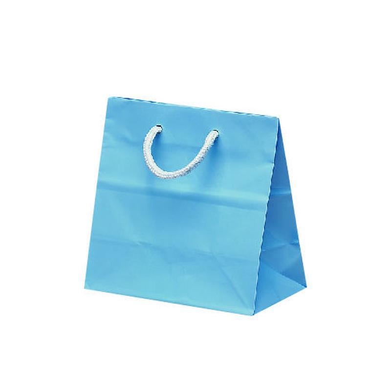コート袋c121508 ブルー