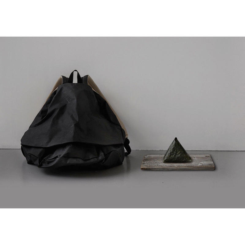 ★ MACROMAURO (マクロマウロ) / TAOS BACKPACK (BLACK) ★