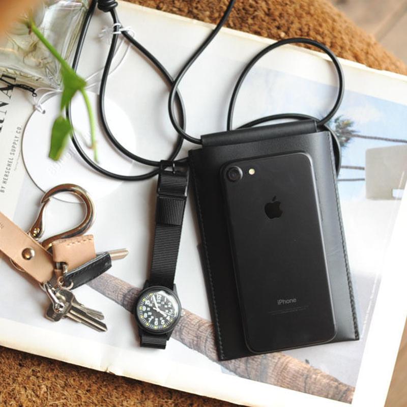 ★ Building Block / iPHONE SLING (BLACK) ★