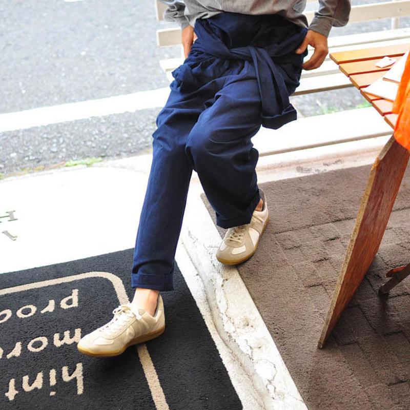 ★ ohta (オータ) / SHIBARI PANTS (NAVY) ★