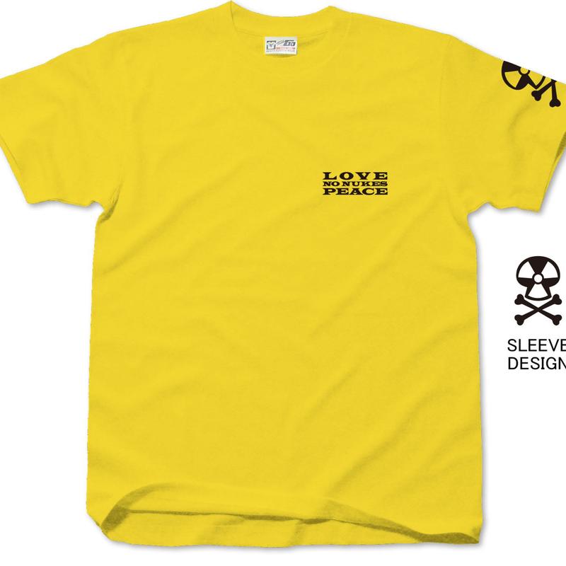 """No Nukes T-shirt """"Marginal"""""""