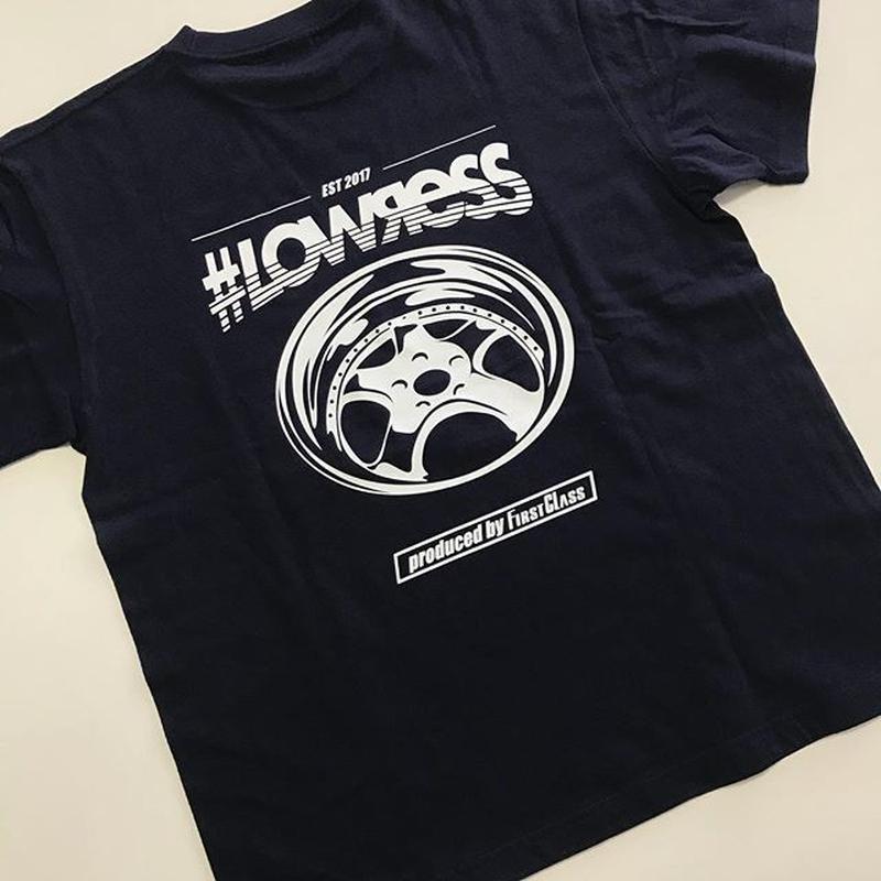 #LOWЯESS T-shirt SpokeWheel [#tssk000]