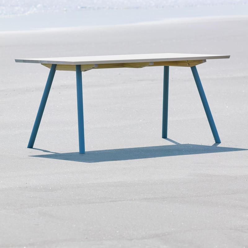 CALM TABLE アッシュ  × オイル塗装 W160