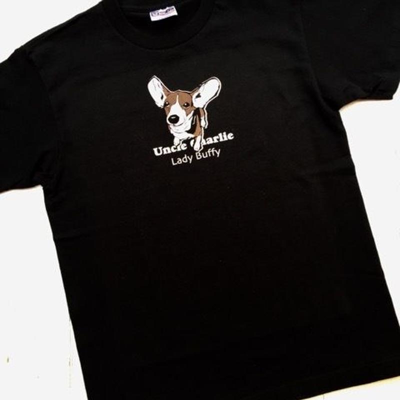 ビーグルイラストTシャツ:Lady Buffyの耳力