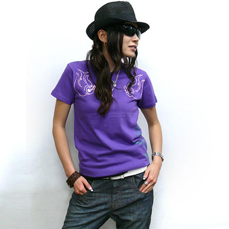 12daysセール! har004tee - イレズミ Tシャツ - HARIKEN -G-( パンク ロック 刺青 タトゥー コラボ )