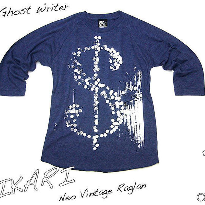 tgw040rg - HIKARI ネオヴィンテージ ラグラン -G-( パンク ロック オリジナル 7分袖 七分袖 )