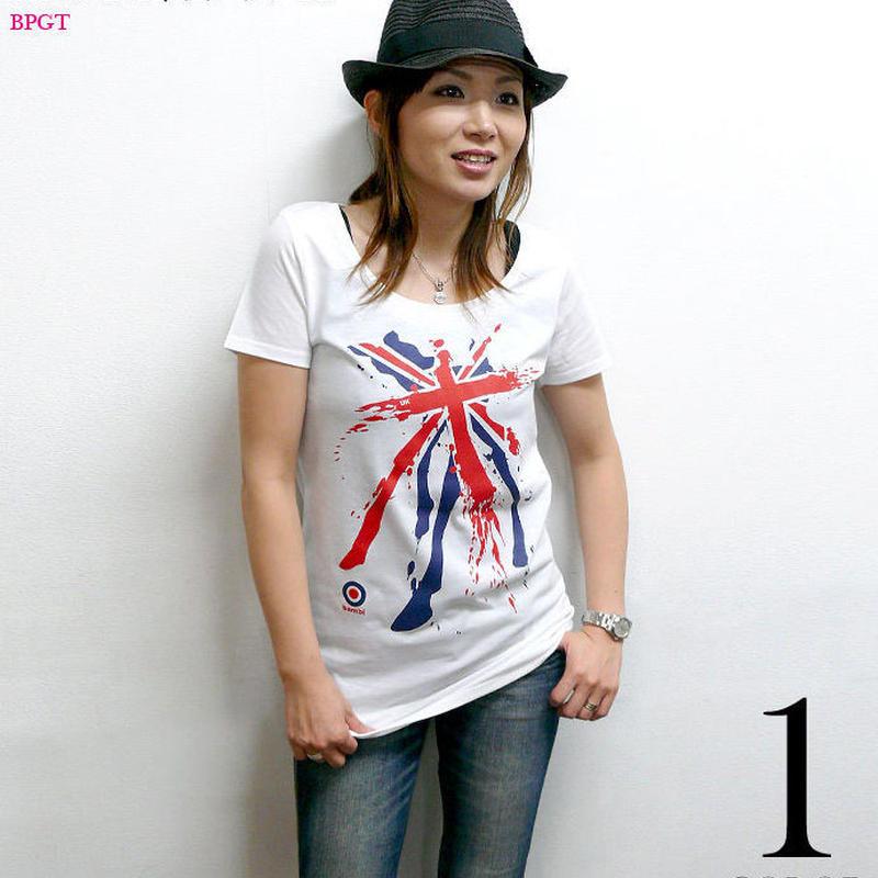 sp008op - UKバンビ Uネック ワンピT - BPGT -G- ( ロック パンク ロンドン イングランド オリジナル ワンピTシャツ ガールズ レディース )