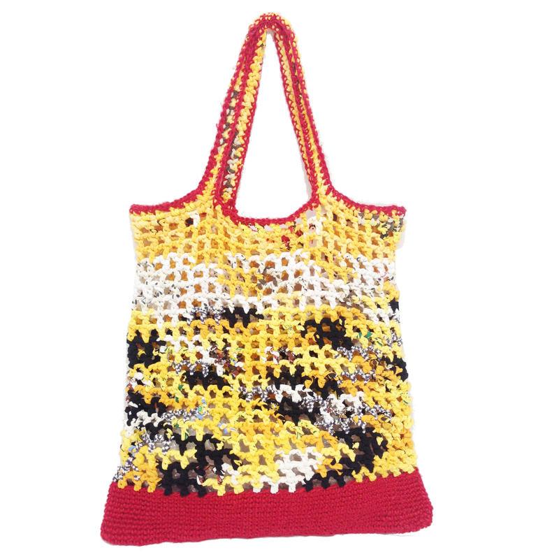 "Teebag""Netnetbag BIG"" c/#Yellow"