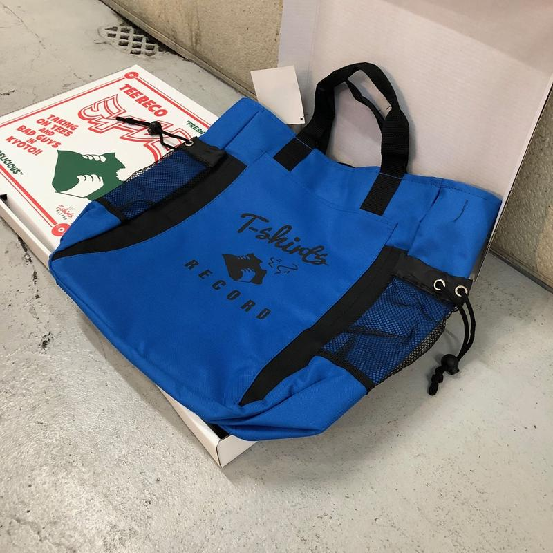 T-Shirts Record / Backpack Tote