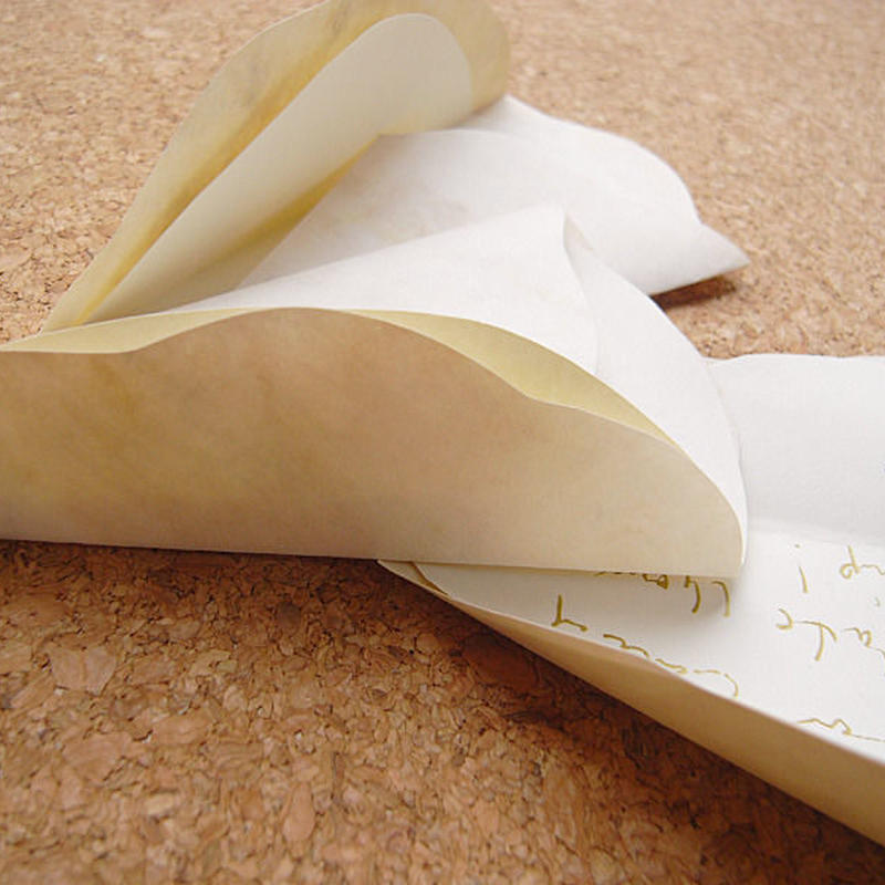 ウェディングブーケ・よせがきメッセージカード