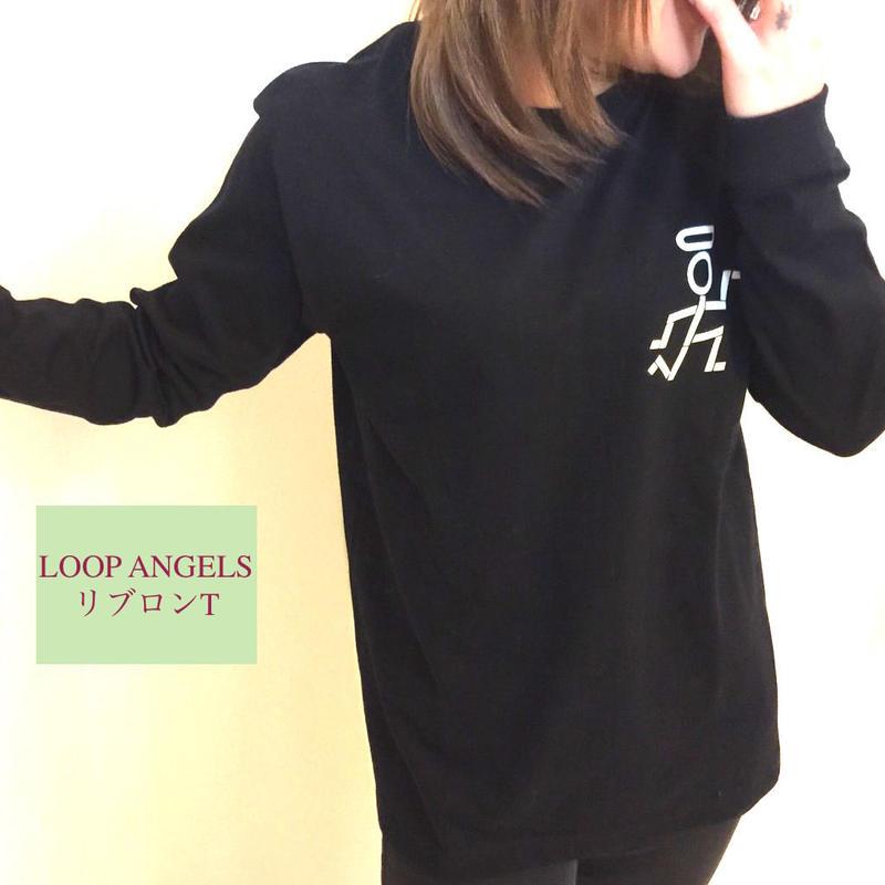 LOOP ANGELS リブロンT(unisex)