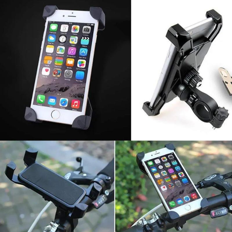 自転車用バイク用スマホスタンド スマホホルダー