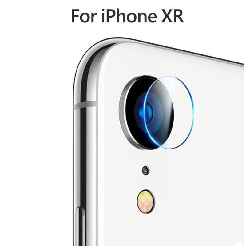 iPhone XR カメラ保護フィルム