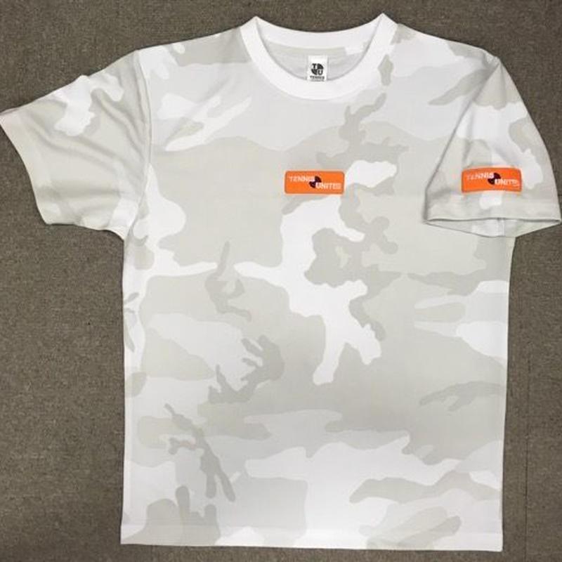 ユニセックスTU45カモフラTシャツ