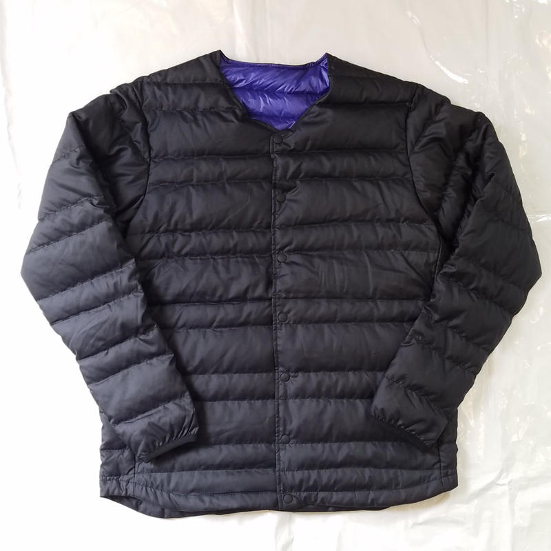 COOCHUCAMP[クーチューキャンプ]/Happy Switching Down Jacket