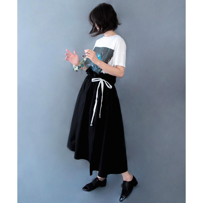 michirico[ミチリコ] / Asymmetry skirt(womens)