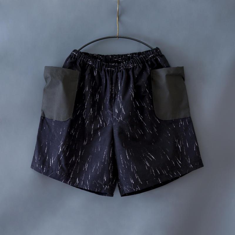 michirico[ミチリコ] /  Half pants (kids  L-XL)