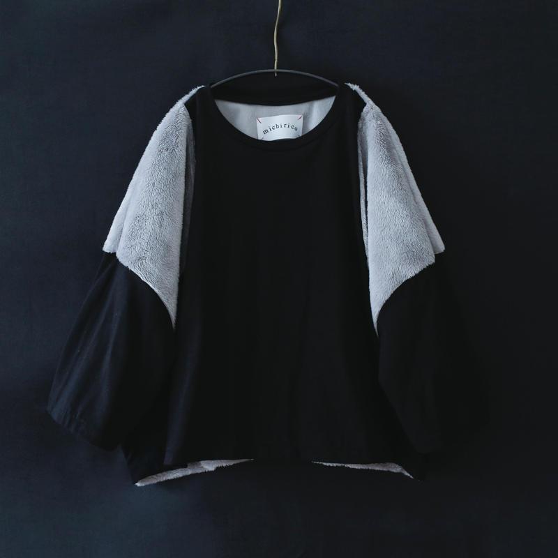 michirico[ミチリコ]/Boa tops(kids L-XXL)